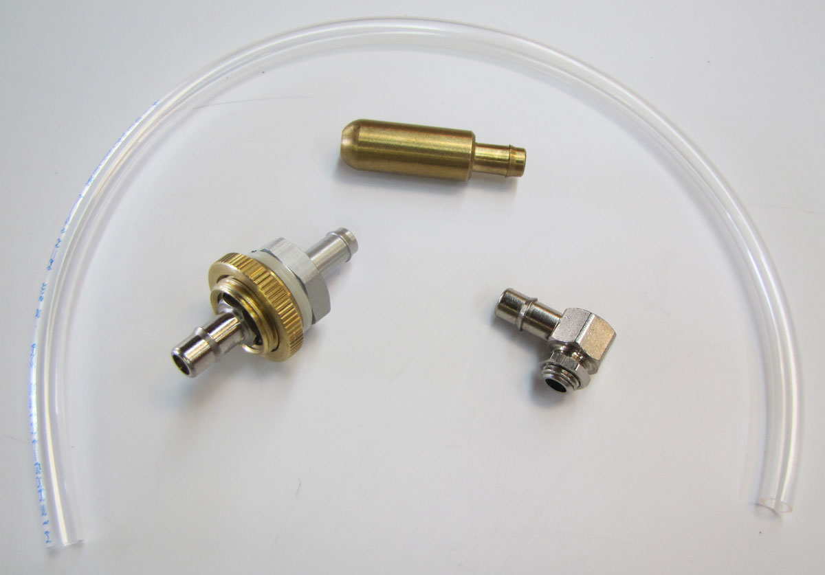 Hi-Flow Tank Hardware Set
