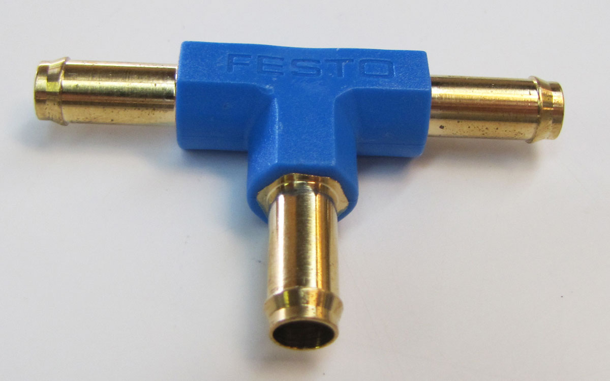 Hi-Flow T-Fitting