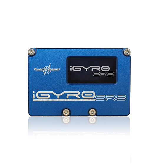 POWERBOX IGYRO MINUS USB AND SENSOR