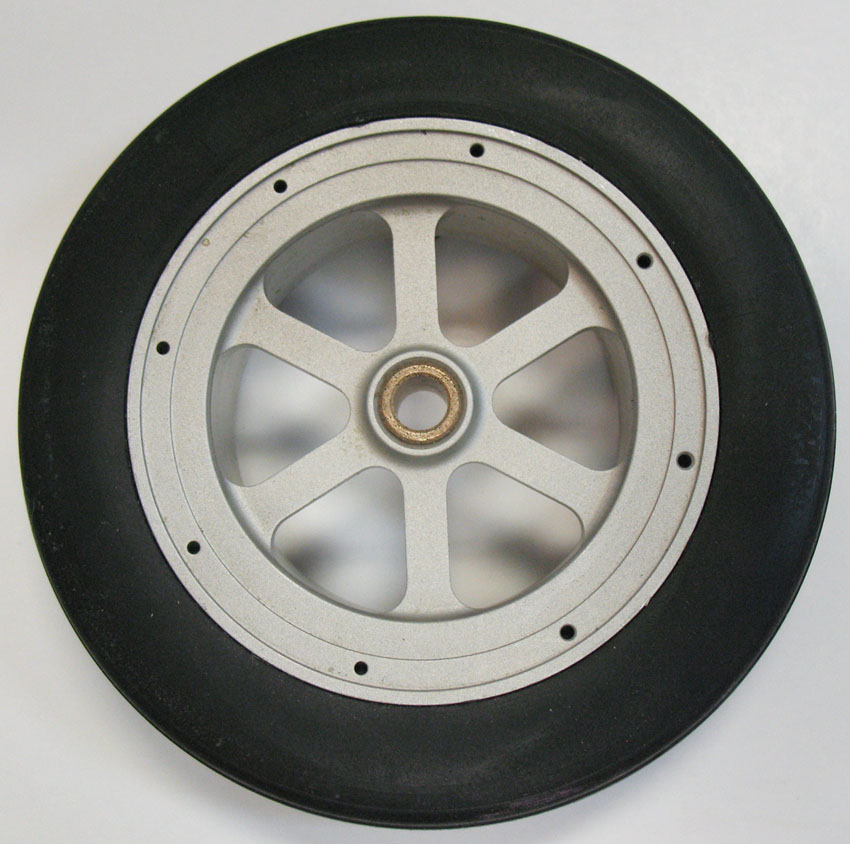 "4"" Main Wheel - Aluminum"
