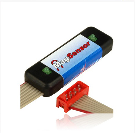 POWERBOX MAGSENSOR RED CONNECTOR WITH SENSOR & KEYCHAIN