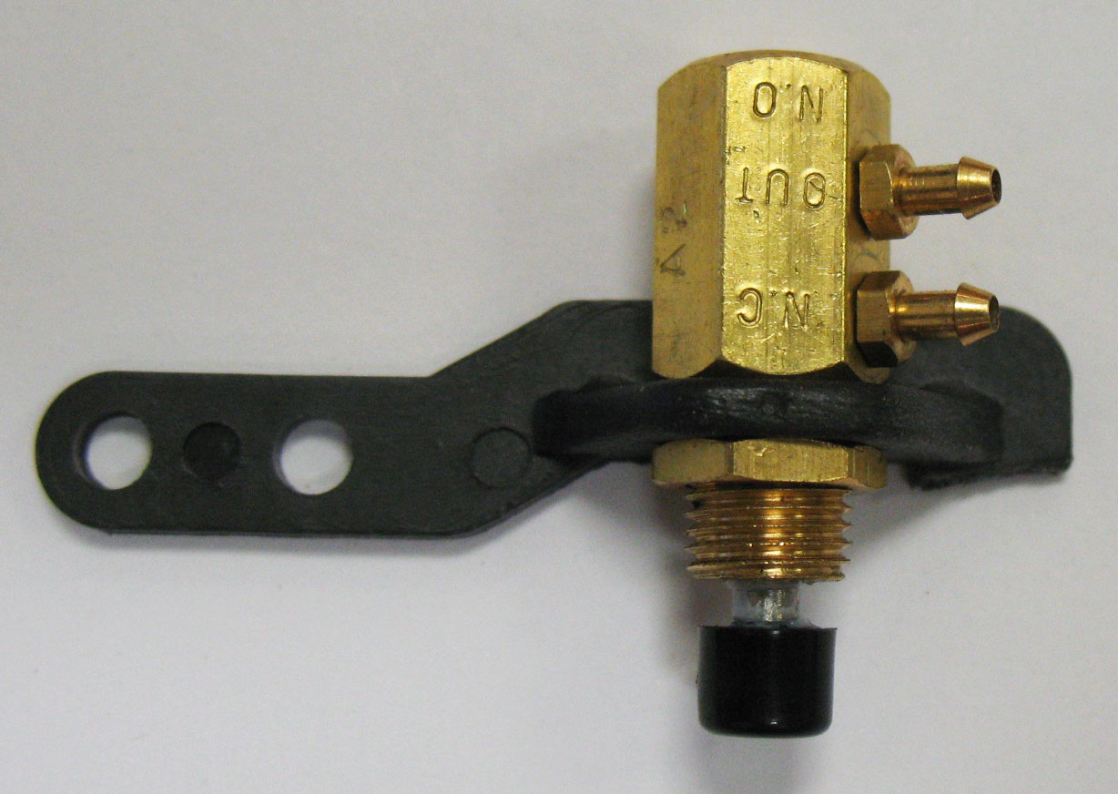 BVM Button Valve
