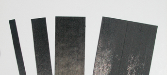 "Carbon Fiber Strip .014"" 1"" X 24"" (1 strips)"