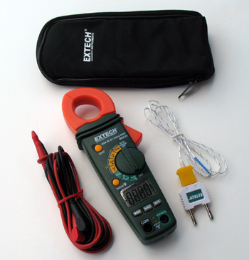 AMP Clamp Meter