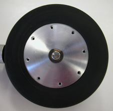 "4-1/16"" Main Wheel - Aluminum"