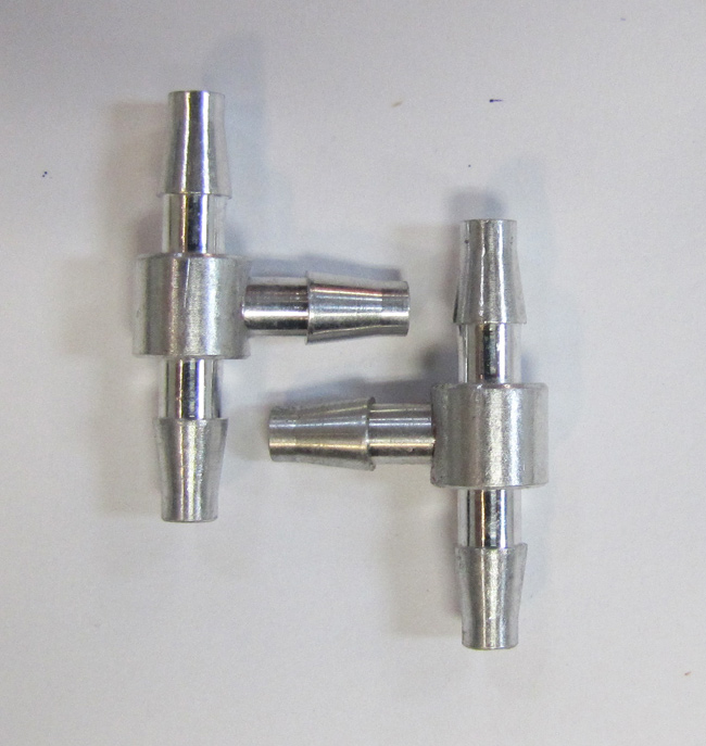 Three-Way Fuel Fitting 2/PK