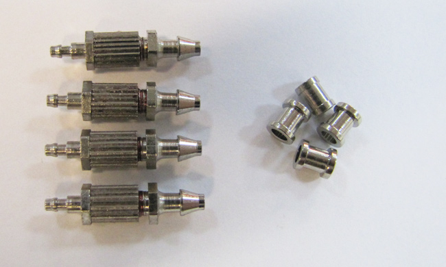 2MM TO 3MM ADAPTER 4/PK