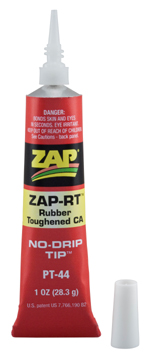 ZAP Rubber Toughened CA