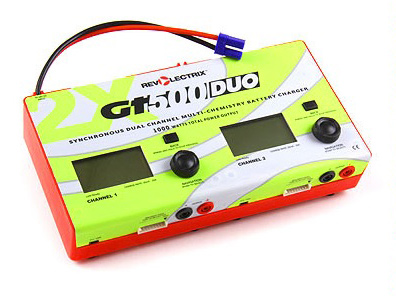 Revolectrix GT500 Duo Charger