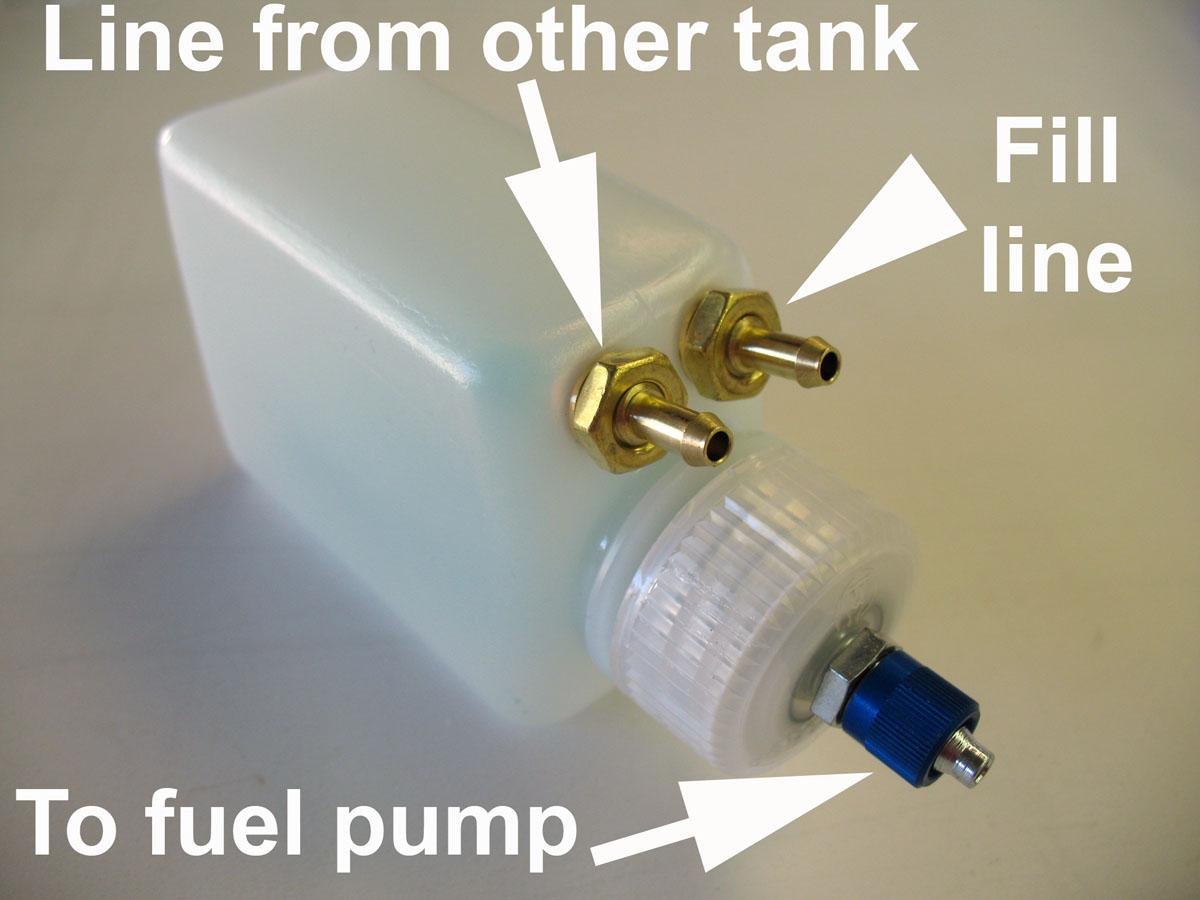 UAT/Hopper tanks
