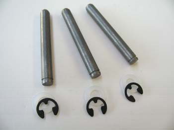 "3/16"" dia. 1-1/2"" long axles for BVM Duro-Struts"