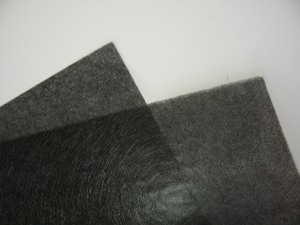 "Carbon Mat 8 1/2"" X 22"" 1/2 oz/sq. ft. 2 sheets"