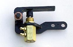 Air Micro Switch with mount bracket