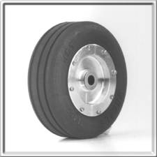 "2-1/4"" Main Wheel - Aluminum"